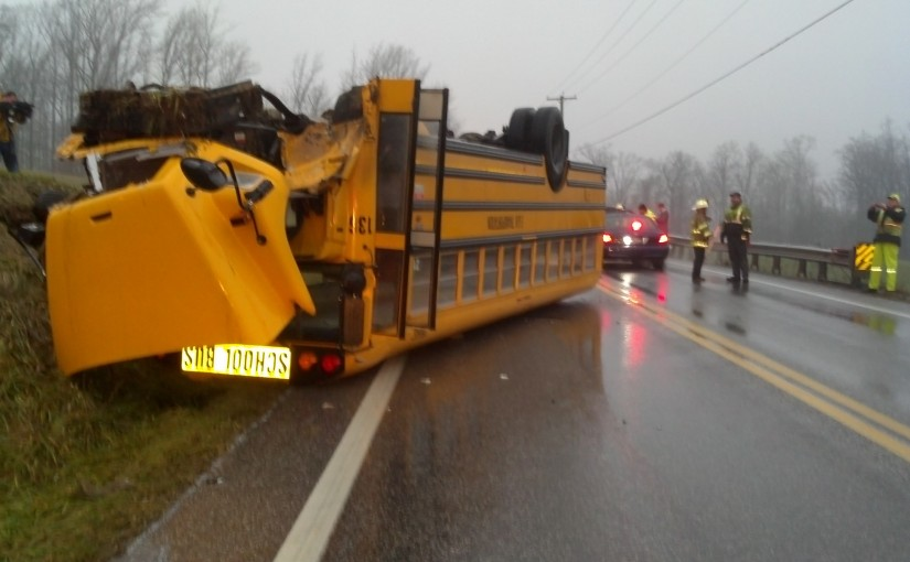 school bus death trap