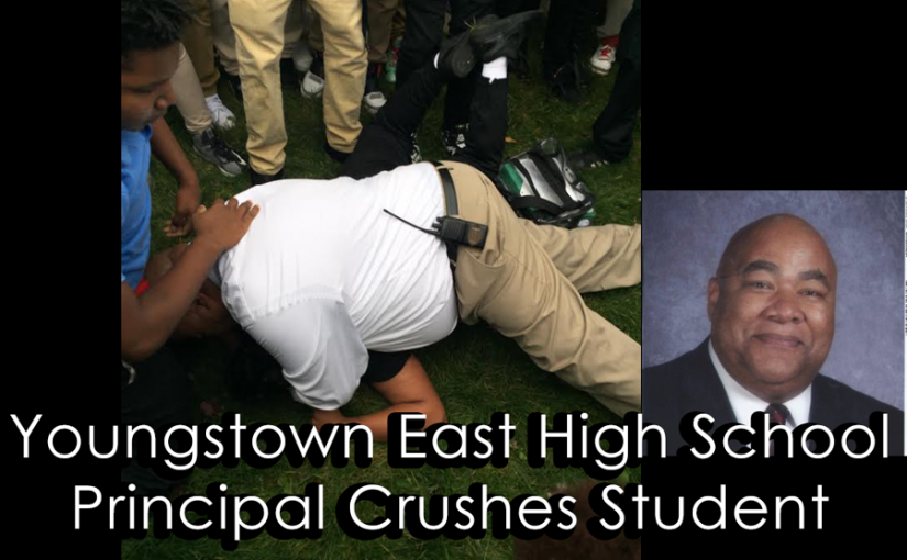 Youngstown East High School Principal Crushes Student