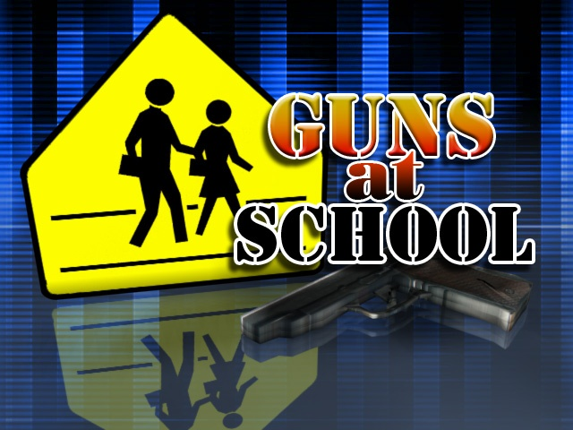 guns at school