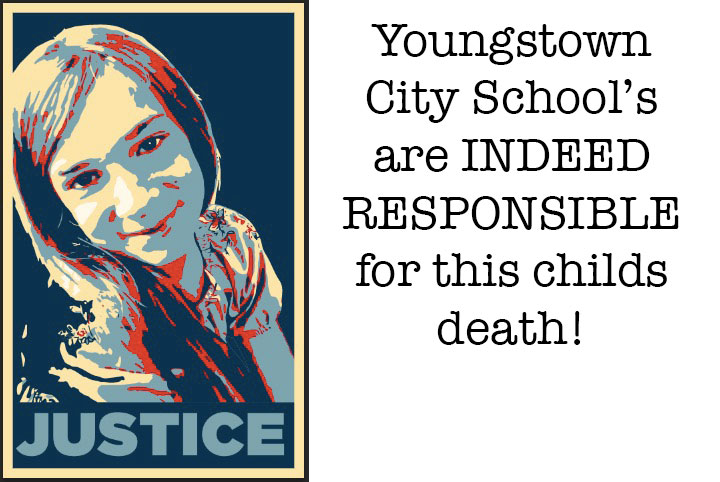 Update on Faith McCullough's Case in Youngstown Ohio